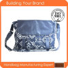 2015 Promotioanal Fashion Cotton PU Messenger Bags