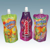 Plastic Stand up Spout Pouch for Juice Drink (DQ)
