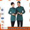 Elegant Restaurant Waiter Uniform (OEM Service) of Cotton and Polyester