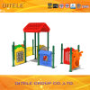 89mm Galvanized Post Colourful Children Outdoor Playground Equipment