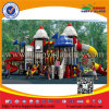 2017 Outdoor Playground Type Kids Play Equipment Slides
