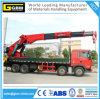 125t Truck Mounted Crane Knuckle Boom Crane