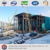 High Rise Lattice Column Steel Structure Plant