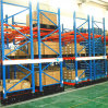 Movable Pallet Rack for Industrial Warehouse