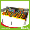 Large Commercial Rectangular Foam Pit Trampoline Park