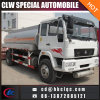 Sino 4X2 4000gallon 12mt Fuel Transport Truck Oil Tank