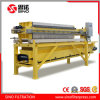 Ce Certificated Filter Press with Light Curtain