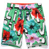 OEM Printed Beach Wear Swimming Wear Surfing Shorts for Men