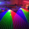 New 9 Heads DMX DJ Disco Stage Spider RGB Laser Light