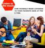 Wireless Recording Practice Singing Portable Speaker Karaok Micphone