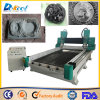 Double Heads Heavy Duty CNC Router Stone Carving Machine