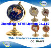 Yaye 18 Best Sell Gemstone Globe with English Words / World Map for Students Educationa