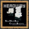 Headway Orthodontics Ceramic Roth Brackets