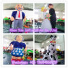 Custom Advertising Inflatable Costume Mascot for Outdoor Event