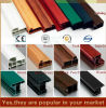 Plastic PVC Profile for Doors and Windows