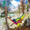 Lightweight Hot Sale Nylon Hammock for Outdoor Activities
