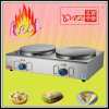 Two Plates Gas Crepe Machine Crepe Maker