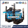 Good Quality Borehole Water Drill Rig--Dfq-200 200m Deep