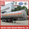 Tri-Axle 32000L Tank Semi Trailer with Insulation Layer