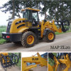 Map 2ton Wheel Loader with CE