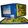 Cmyk Printing Children′s Hardcover Story Book (OEM-HC016)