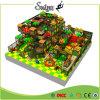 Jungle Theme Commercial Amusement Park Indoor Children Playground for Sale