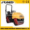 2 Ton Mini Vibratory Compactor Road Roller (FYL-900)