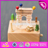 Customize Lovely Gifts Wooden Baby Music Box W07b043