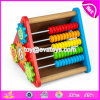 New Design Multi-Function Intelligent Wooden Baby Educational Toys W12D068