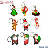 Custom Wholesale Christma PVC Key Chain for Event