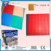 Anti-Slip Rubber Flooring Airport Fire-Resistant Rubber Flooring