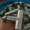 Stainless Steel Sanitary 3A Equal Tee Piece
