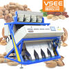 Vsee New Type 5000+Pixel Cashew Nuts CCD Color Sorting Equipment