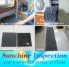 Flooring & Accessories Inspection in China / Carpet Tiles Pre-Shipment Inspection Service