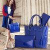 Bw1-089 Lady Handbags Simple Style Leather Bags Handbags Set Wholesale