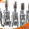 Price Electric or Steam Heating Stainless Steel Double Jacketed Mixing Tank with Agitator