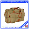 Mens Classic Canvas Travel Bag for a Short Week′s Holiday