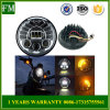 "7"" Inch LED Harley Daymakers Motorcycle Headlight"