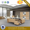 Solid Wood Desk Executive Table Veneer Chinese Furniture (NS-ND009)
