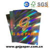 High Quality Print Hologram on Paper Sticker Sheets