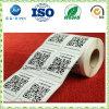 High Quality Custom Logo Printed Self Adhesive PVC Blank Color Printable Label (jp-s232)