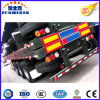Flatbed Type Container Carrier Platform Trailer