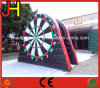 Giant Inflatable Velcro Dart Board for Soccer Shooting Game