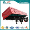 2 Axle Side Tipping Dump Semi Trailer