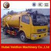 7m3/7cbm/7, 000 Litres Vacuum Suction Truck