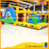 Inflatable West Desert Mini Obstacle Course (aq1468)
