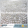 China Grey Granite Paving Stone - Meshed Cobble Stone for Exterior