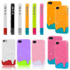 Heavy Duty Hybrid Tuff Tank Armor Hard Case Protective Stand Cover for iPhone