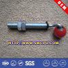 OEM Mould Solid Plastic Sliding Door Wheel/Caster (SWCPU-P-C925)