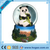 Resin Beautiful Snow Globe Cute Panda Inside